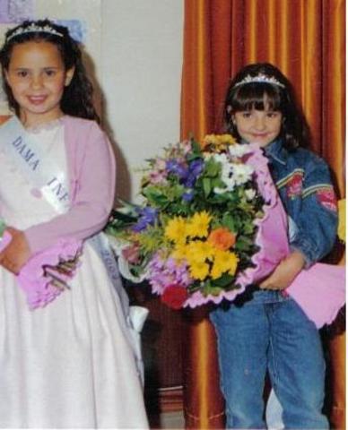 Primera Dama Infantil de las Fiestas de Valdemoro.