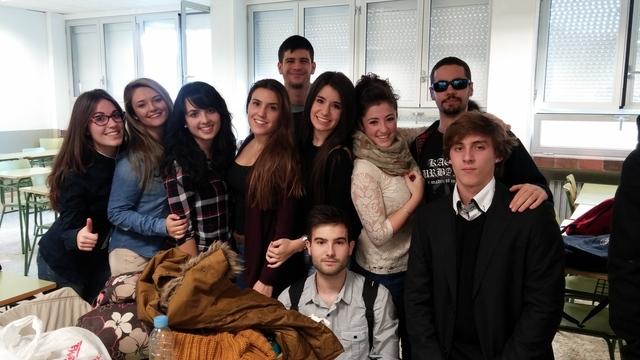 Comienzo en la Universidad Autónoma de Madrid.