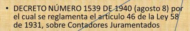 decreto 1539