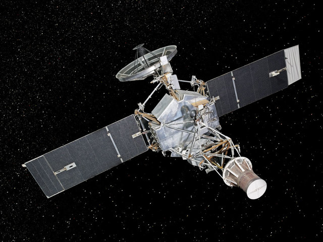 Sagan helps Mariner 2 fly