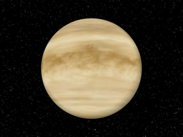 The greenhouse effect and Venus