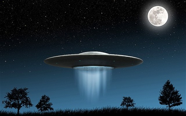 Attacking the UFO sightings