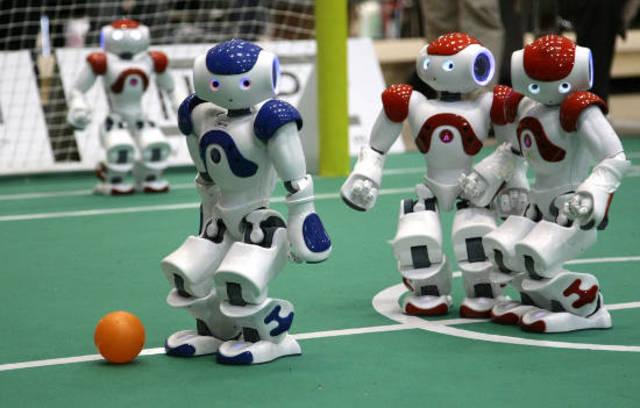 mes robots envahissent le monde