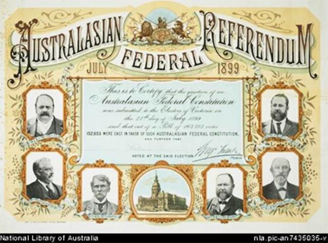 Federtaion of Australia
