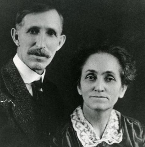 Walt's Parents Marry