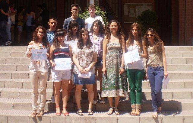 Graduación 4º ESO.