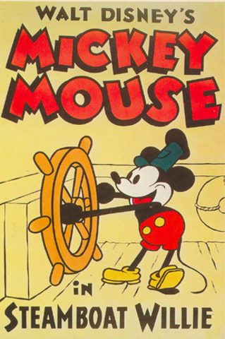 Steamboat Willie is released