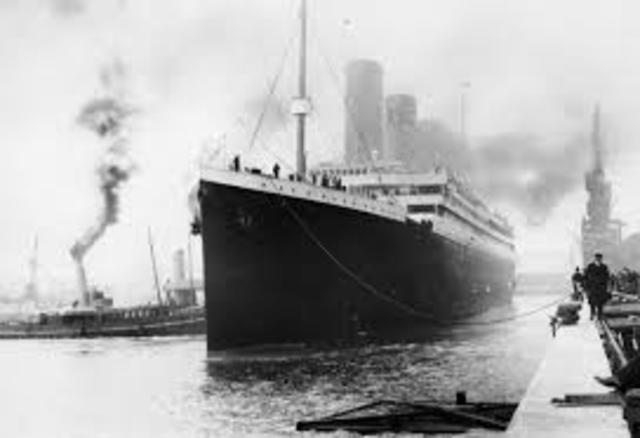 Fallas y caidas de la calidaad - Titanic