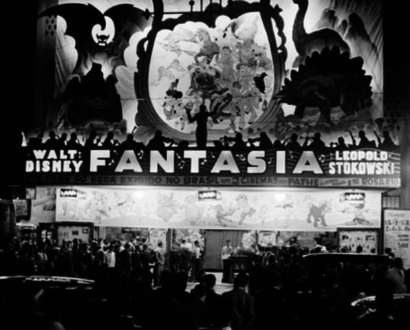 Fantasia premieres