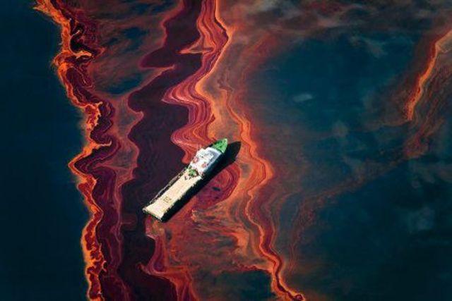 fallas y caidas de la calidad - Derrame de petroleo BP