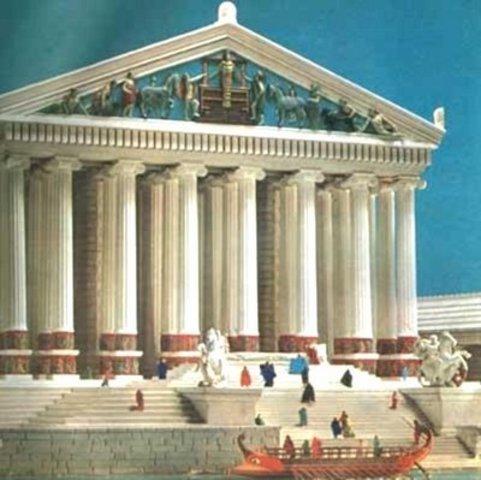 DOCUMENTOS EN LA GRECIA ANTIGUA 2500 A.C