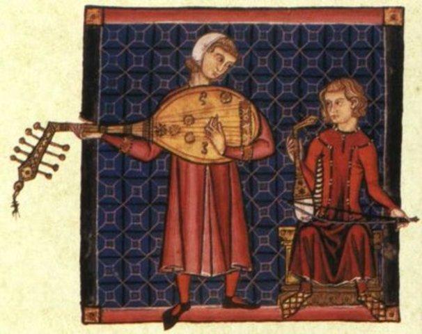 Música de la Edad Media (476-1450)