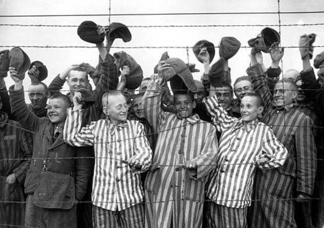 Liberation of the Jews