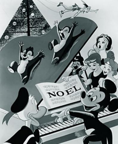 Disney's first Christmas show