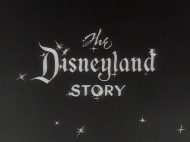 Disneyland TV series begins