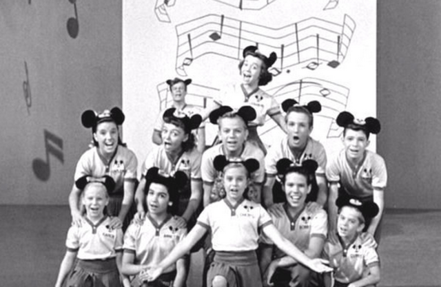 The Mickey Mouse Club premieres