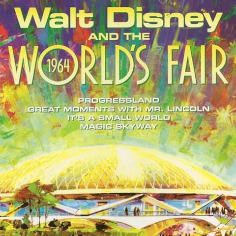 Disney presents at the World's Fair