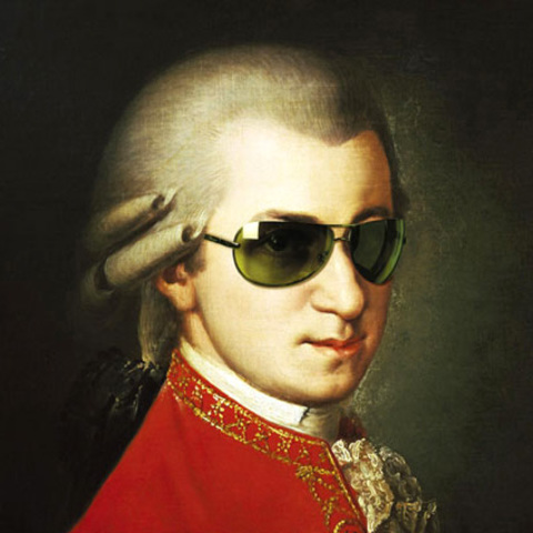 Mozart' death