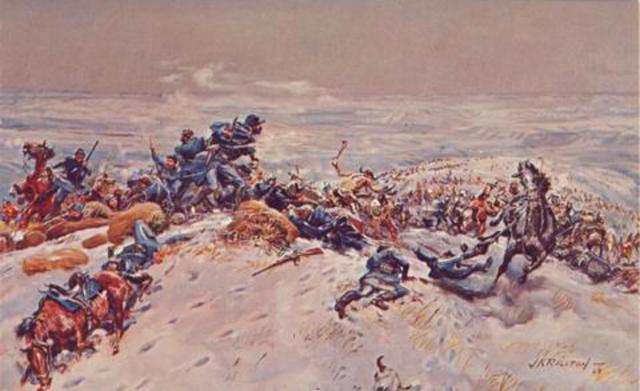 Fetterman Massacre (Battle of the Hundred Slain)