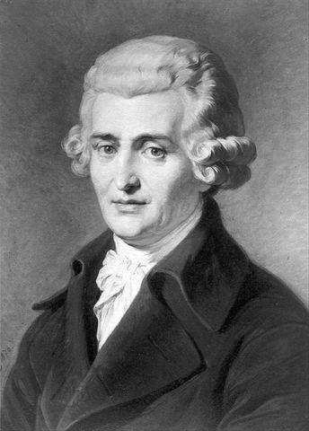 Haydn was born