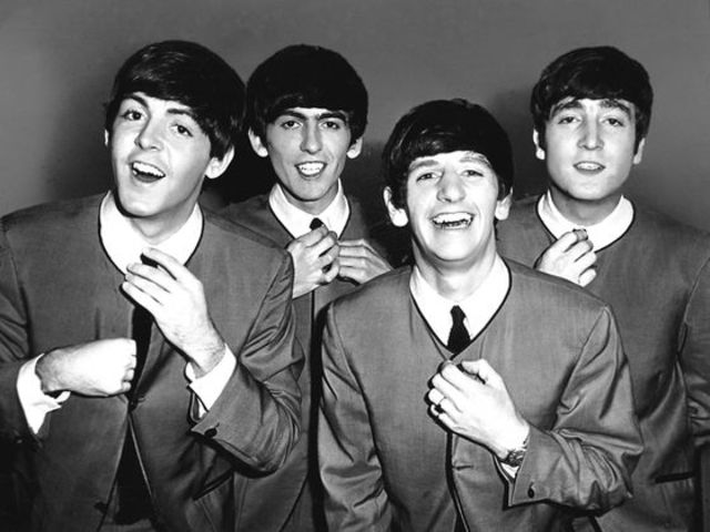 Became the Beatles (with Ringo)