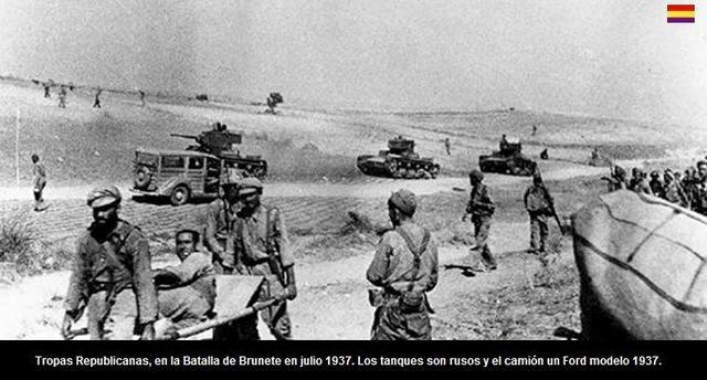 Batalla de Brunete (Lorena Geanina Lupu)