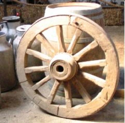 Rueda (3500 a.C)