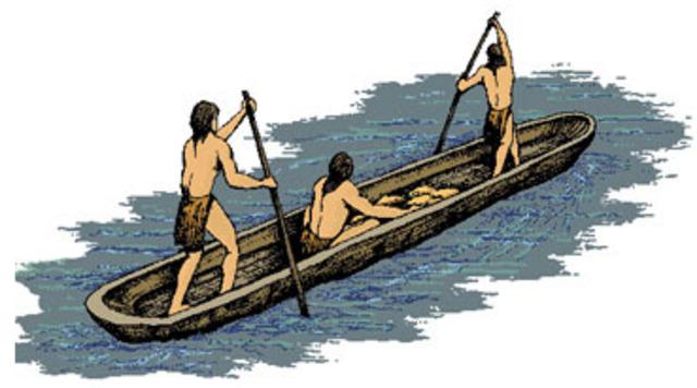 Navegacion Maritima (5000 a.C)