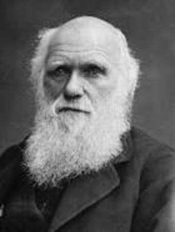 Charles Darwin's Birth