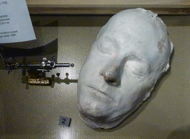 Gustav III dör