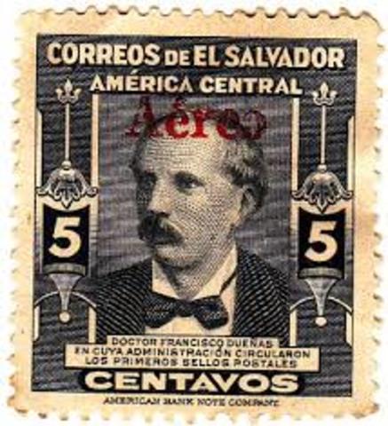 El sello postal