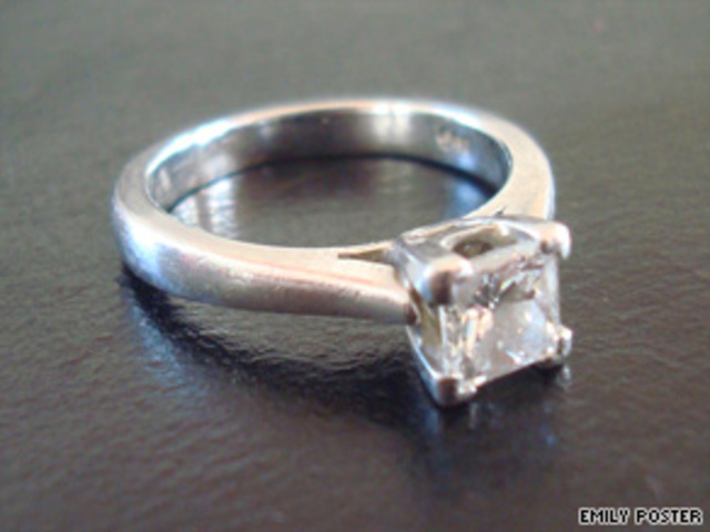 An engagement to a polish girl failed after 10 years.