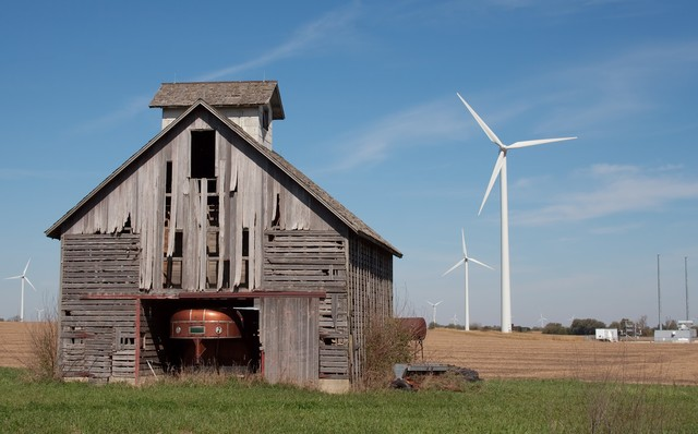 Wind Power in North America(Late 1800's)