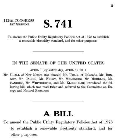 Regulatory Policies Act