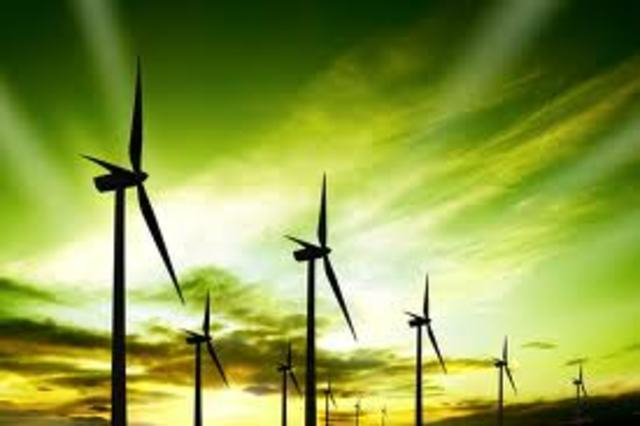 The cost of wind-power-generated