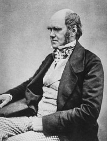 Darwin's published works