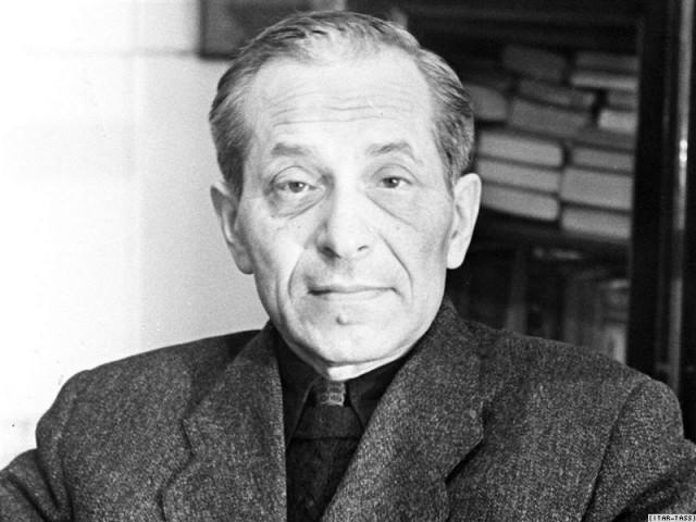 В. Ермилов