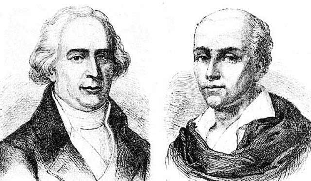 Montgolfier Brothers First Demonstration