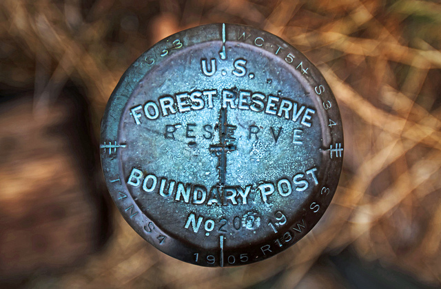 Forest Reserve Act