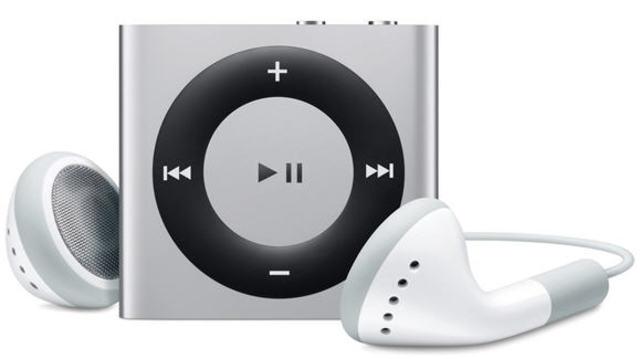 Upgraded iPod Shuffle