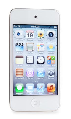 iPod or iPhone?