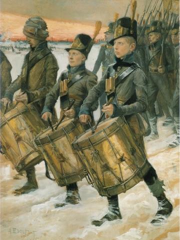 """""""Finska kriget"""" utbryter"""