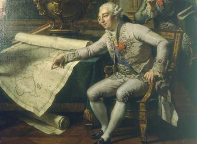 Luis XVI asume el trono de francia
