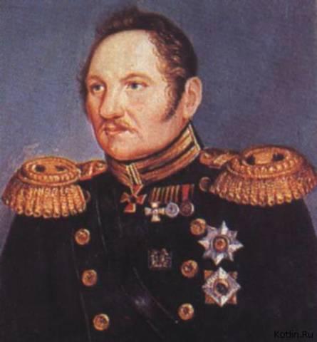 Fabian Gottilieb Von Bellingshausen sighted Antarctica