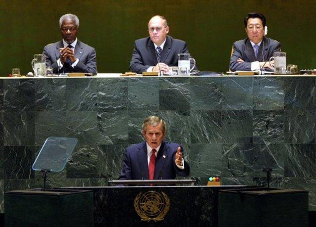 Iraq disarmament crisis