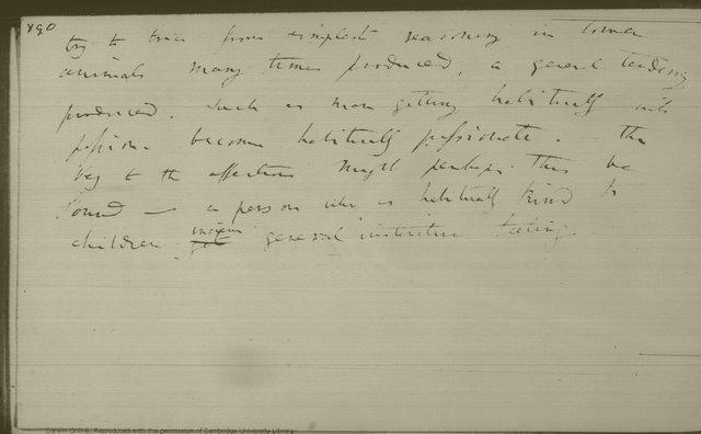 Darwin writes The Sketch of 1842 & Essay of 1844
