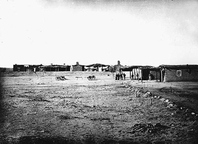 Camp Grant Massacre