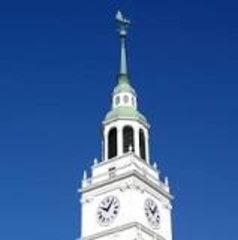 Dartmouth vs. Woodward