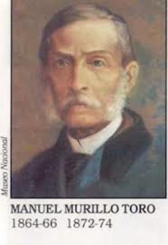 Administración Presidencial Manuel Trujillo Toro
