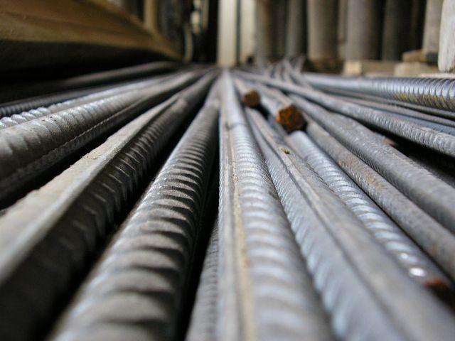 Fabricación del acero.